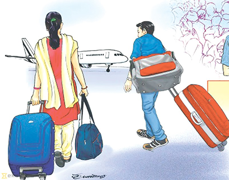 Govt sets new rule to protect Nepalis working abroad
